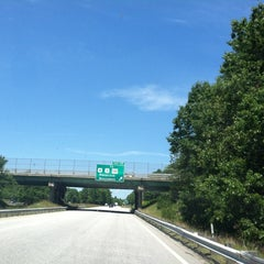 Photo taken at 93 North @ Exit 17 by Kerri S. on 6/10/2012