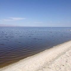 Photo taken at Salton Sea State Recreation Area by Jen L. on 4/7/2012