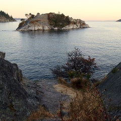 Photo taken at Whytecliff Park by Steve T. on 9/4/2012