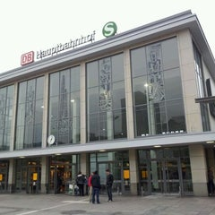 Photo taken at Dortmund Hauptbahnhof by Marco on 4/25/2012