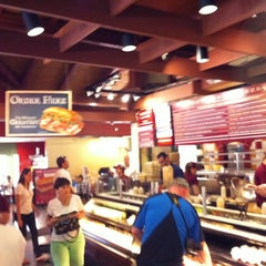 Photo taken at Earl of Sandwich by Bill F. on 2/29/2012