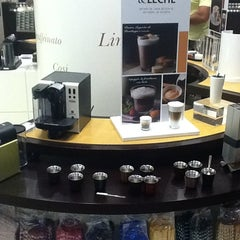 Photo taken at Nespresso Boutique by Сергей on 8/7/2012