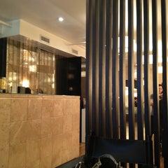 Photo taken at Antonio Prieto Salon by Coco F. on 2/10/2012