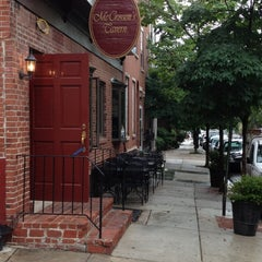 Photo taken at McCrossen's Tavern by Eat Drink & Be Philly o. on 5/24/2012