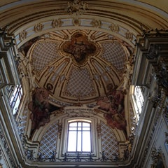Photo taken at Chiesa di San Placido by L S. on 8/28/2012