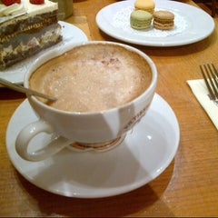 Photo taken at Patisserie Valerie by Alibek I. on 7/13/2012