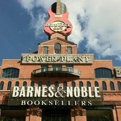 Photo taken at Hard Rock Cafe Baltimore by Patti S. on 2/23/2012