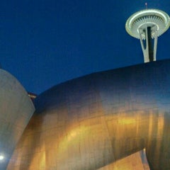 Photo taken at EMP Museum by Joseph D. on 8/25/2012