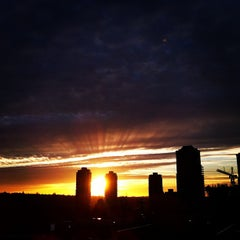 Photo taken at Brentwood Town Centre SkyTrain Station by Jeff T. on 2/3/2012