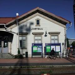 Photo taken at VR Joensuu by Rami ?. on 7/22/2012