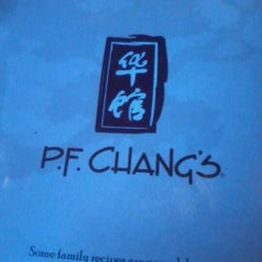Photo taken at P.F. Chang's by Cash H. on 4/26/2012