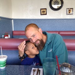 Photo taken at Brandon's Diner by Nichelle E. on 6/23/2012