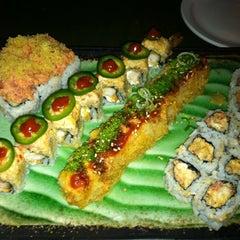 Photo taken at Kooma sushi Restaurant by Nikki D. on 6/7/2011