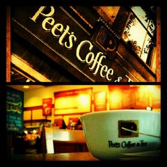 Photo taken at Peet's Coffee & Tea by Mary on 6/25/2012