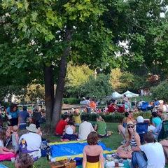 Photo taken at Washington Park by Jake C. on 8/14/2011
