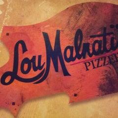 Photo taken at Lou Malnati's Pizzeria by Amanda W. on 8/27/2011