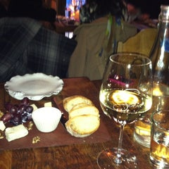 Photo taken at Sofia Wine Bar by suzie k. on 3/29/2012