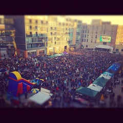 Photo taken at The Piazza by Kevin K. on 1/28/2012