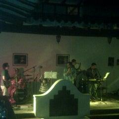 Photo taken at Muza Restaurant & Lounge by OJ R. on 6/17/2012