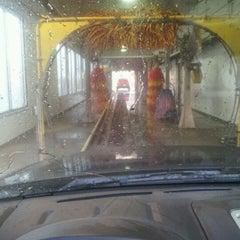 Photo taken at Kwik Kar Wash & Detail by Michelle L. on 1/30/2012