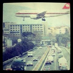 """Photo taken at Aeroporto di Firenze """"Amerigo Vespucci"""" (FLR) by andtrap on 7/8/2011"""