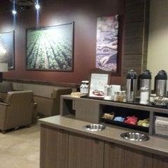 Photo taken at Starbucks by Sharon S. on 12/7/2011