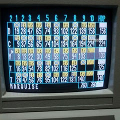Photo taken at Bowl-A-Roll Lanes by Christopher P. on 3/7/2012