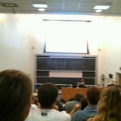 Photo taken at Business & Economics by Ashley G. on 8/23/2012