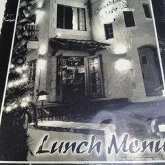 Photo taken at Casablanca Cafe by Fernando V. on 6/16/2012