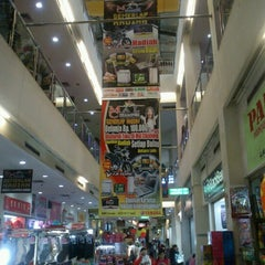 Photo taken at Cikampek Mall by Ardi A. on 8/15/2012