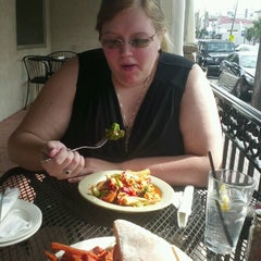 Photo taken at Harborside Grill by Chris W. on 7/14/2012