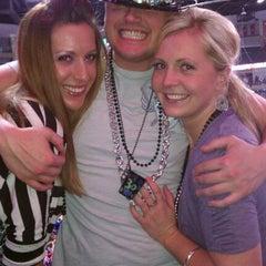 Photo taken at Spokane Veterans Memorial Arena by Jamie S. on 2/12/2012