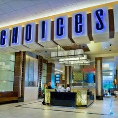 Photo taken at Choices Buffet at Pala Casino Spa & Resort by Pala C. on 1/31/2012