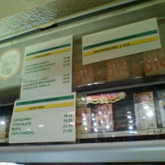 Photo taken at Café El Jarocho by Gaby C. on 1/18/2012