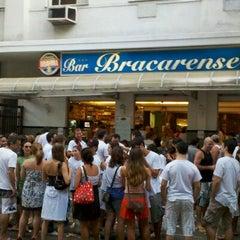 Photo taken at Bar Bracarense by Henrique A. on 1/7/2012