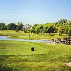 Photo taken at Bridges of Poplar Creek Country Club by Andy on 6/18/2012