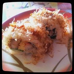 Photo taken at Hana Japanese Restaurant by Mel Y. on 10/15/2011
