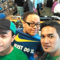 Photo taken at Nike Factory Store by Boj R. on 12/18/2011