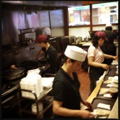 Photo taken at Vanessa's Dumpling House by Chuck O. on 8/12/2012