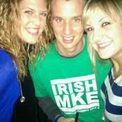 Photo taken at The Black Rose Irish Pub by Sara B. on 3/11/2012