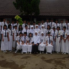 Photo taken at SMP Negeri 196 by Sandy A. on 12/3/2011