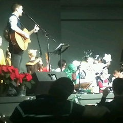 Photo taken at Redemption Church - Tempe Campus by Jordan S. on 12/25/2011