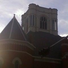 Photo taken at Saint Paul United Methodist Church by Jamie S. on 3/5/2011