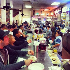 Photo taken at Philippe The Original by Chad N. on 3/25/2012