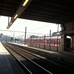 Photo taken at Gare de Namur by Quentin C. on 9/1/2011
