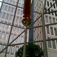 Photo taken at Peachtree Center Harris Tower by iFlows E. on 12/27/2011