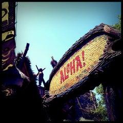 Photo taken at Enchanted Tiki Room by Mike B. on 8/14/2011