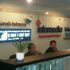 Photo taken at PFC Garuda Call CenTre by Abianto S. on 1/20/2012
