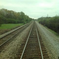 Photo taken at Metra - Deerfield by Robert K. on 4/26/2012
