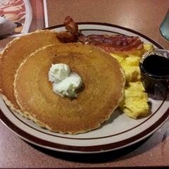 Photo taken at Denny's by Kayla S. on 7/2/2012